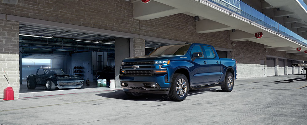 2019 Chevrolet Silverado 1500 Safety Main Img