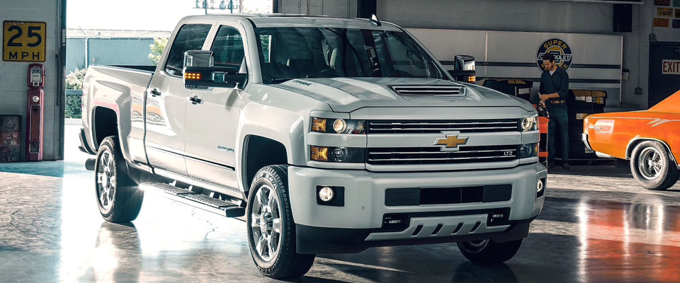 2019 Chevrolet Silverado HD Appearance Main Img