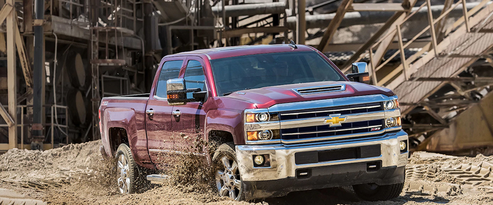 2019 Chevrolet Silverado HD Main Img