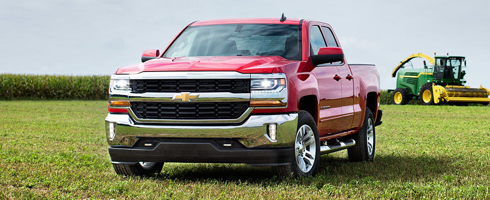 2019 Chevrolet Silverado LD Safety Main Img