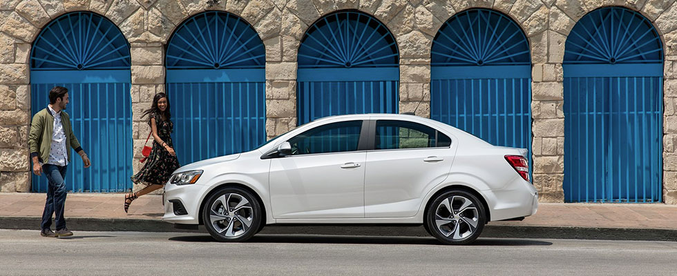 2019 Chevrolet Sonic Appearance Main Img
