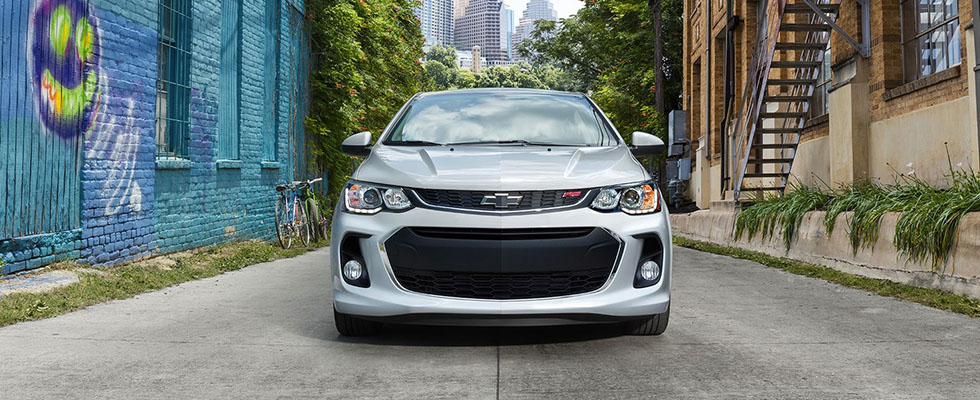 2019 Chevrolet Sonic Safety Main Img