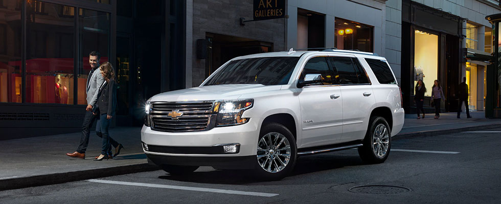2019 Chevrolet Tahoe Appearance Main Img
