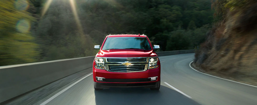 2019 Chevrolet Tahoe Safety Main Img