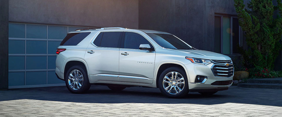 2019 Chevrolet Traverse Appearance Main Img