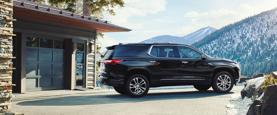 2019 Chevrolet Traverse Main Img