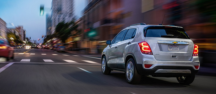 2019 Chevrolet Trax performance