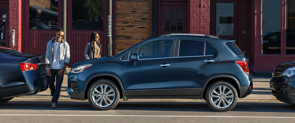 2019 Chevrolet Trax Safety Main Img