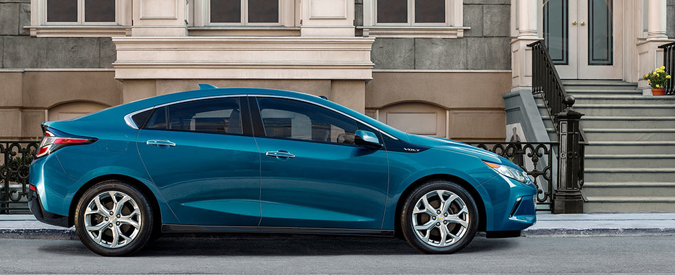 2019 Chevrolet Volt Appearance Main Img
