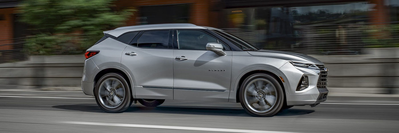 2020 Chevrolet Blazer Safety Main Img