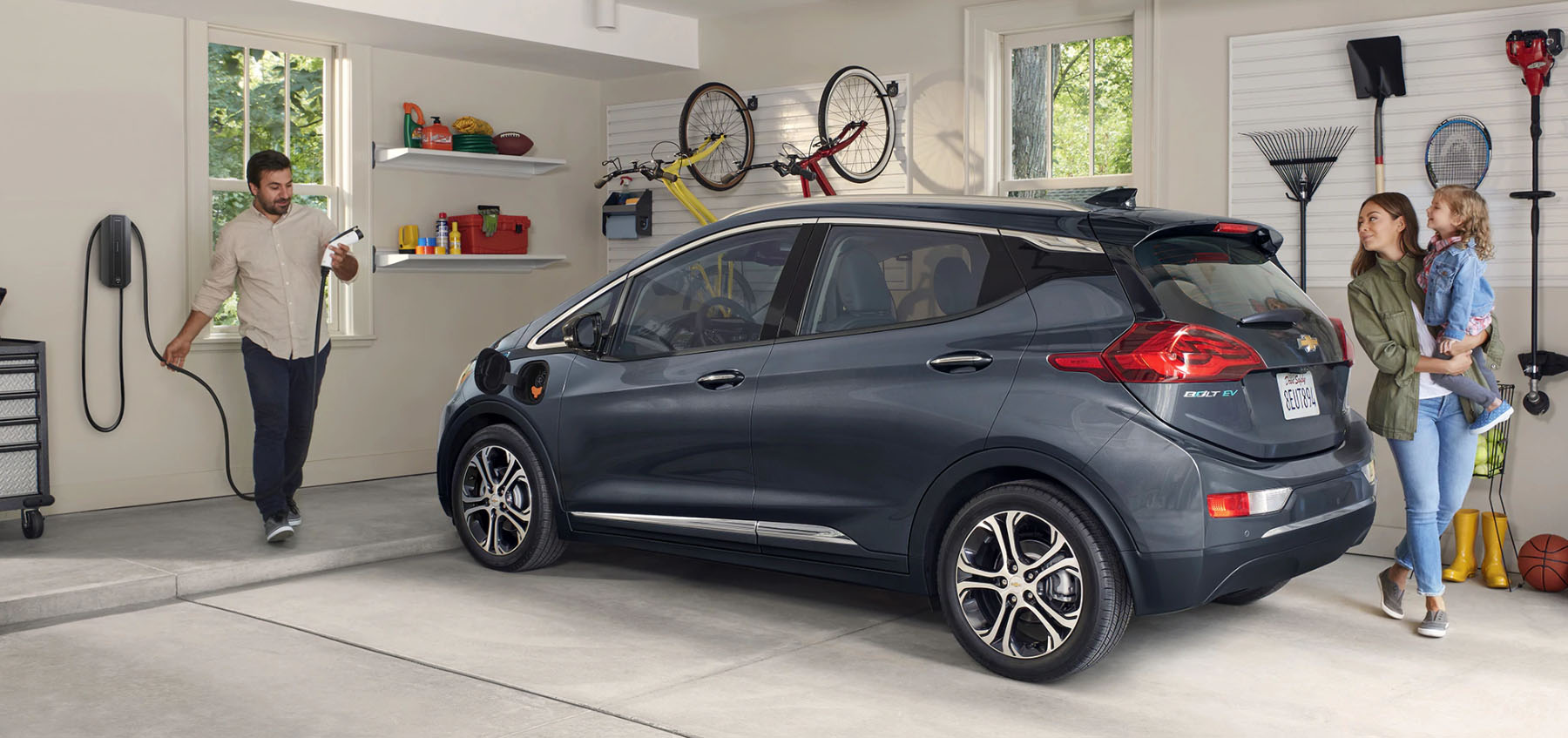 2020 Chevrolet Bolt EV Appearance Main Img