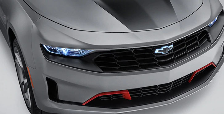 2020 Chevrolet Camaro appearance