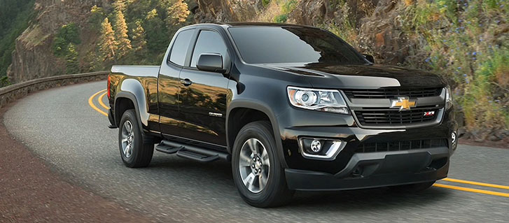 2020 Chevrolet Colorado comfort