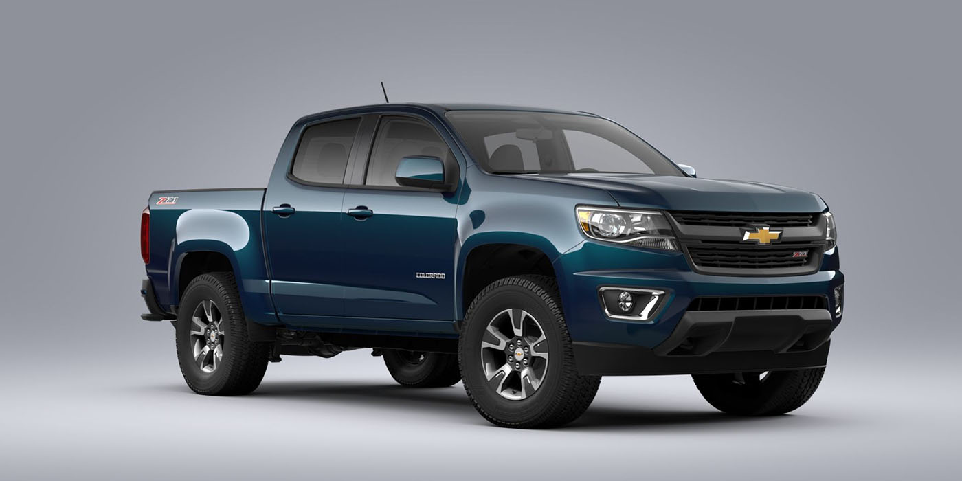 2020 Chevrolet Colorado Main Img