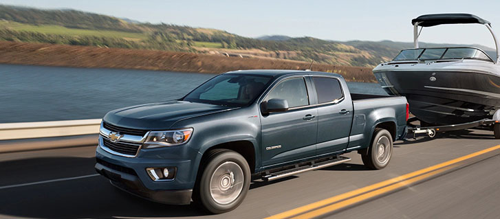 2020 Chevrolet Colorado performance