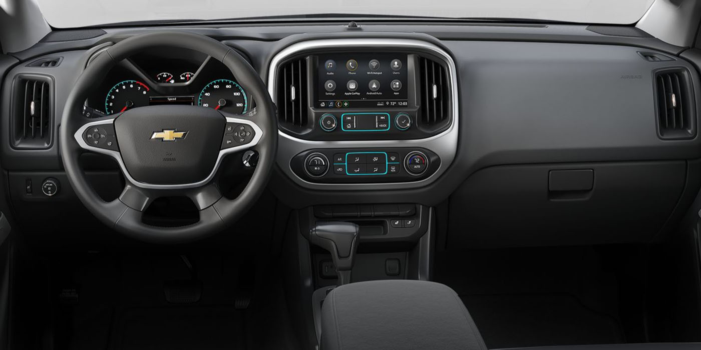 2020 Chevrolet Colorado Safety Main Img