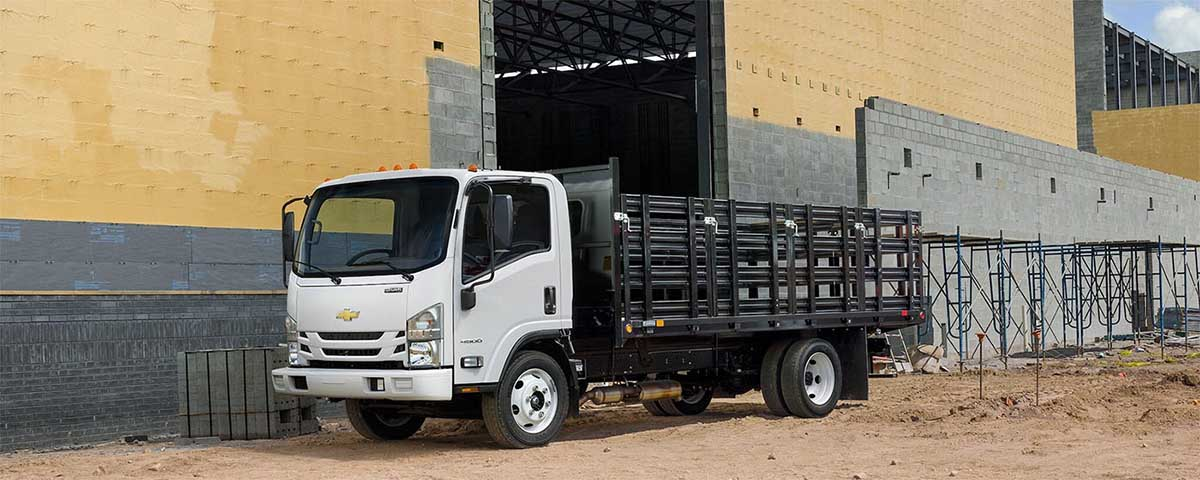 2020 Low Cab Forward