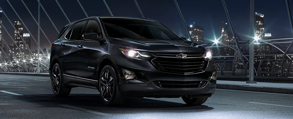2020 Chevrolet Equinox Appearance Main Img