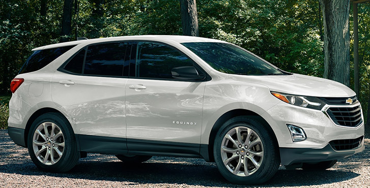2020 Chevrolet Equinox performance
