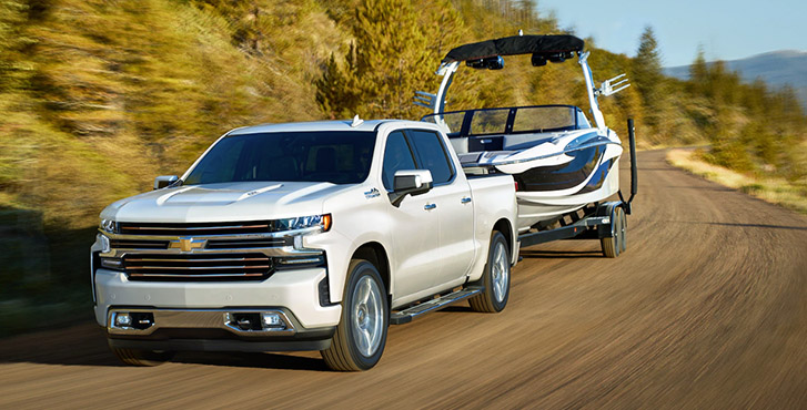 2020 Chevrolet Silverado 1500 performance
