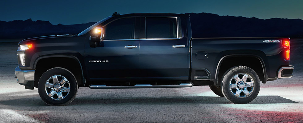 2020 Chevrolet Silverado 2500HD Appearance Main Img