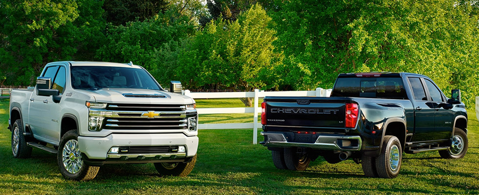2020 Chevrolet Silverado 2500HD Main Img