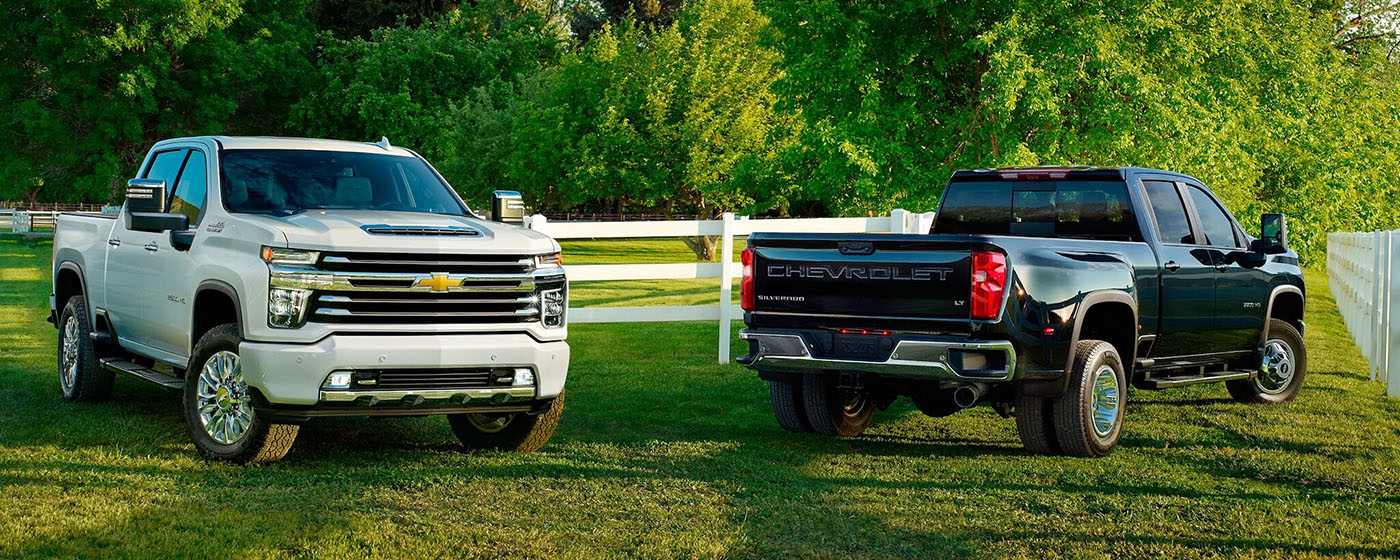2020 Chevrolet Silverado HD Appearance Main Img