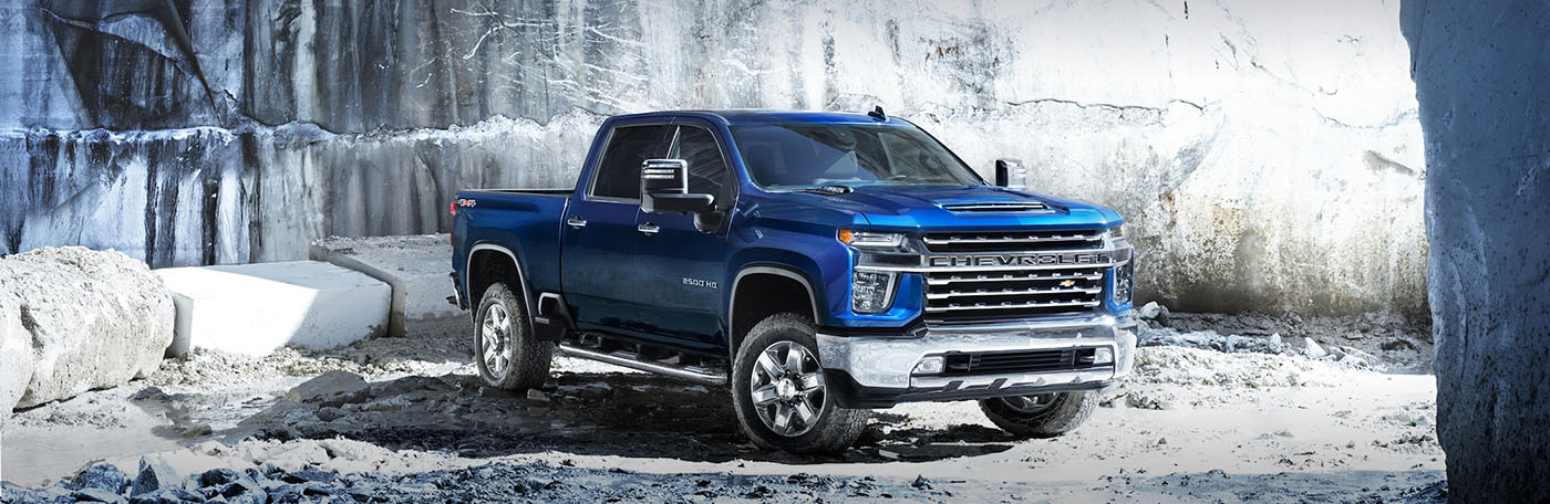 2020 Chevrolet Silverado HD Main Img