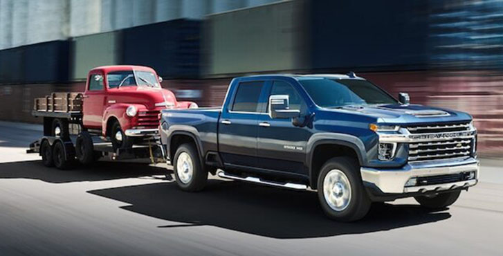 2020 Chevrolet Silverado HD performance