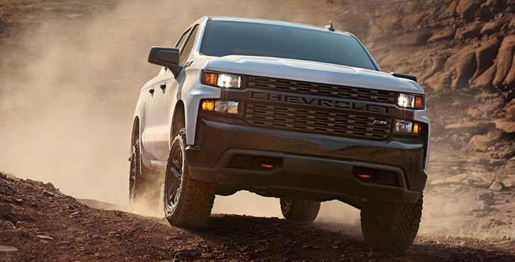 2020 Chevrolet Silverado performance