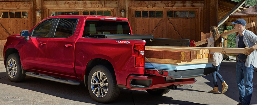 2020 Chevrolet Silverado Safety Main Img