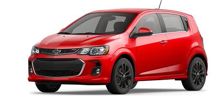 2020 Chevrolet Sonic performance