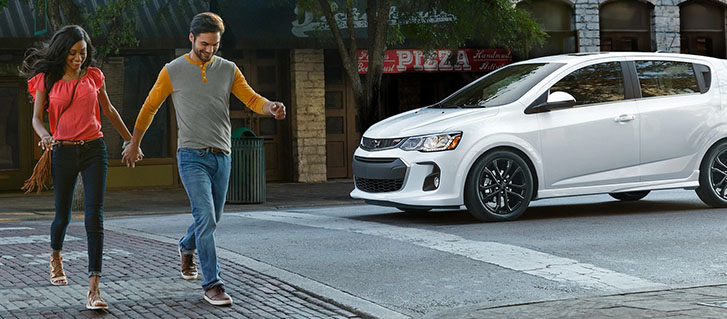 2020 Chevrolet Sonic safety