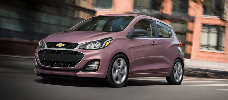 2020 Chevrolet Spark performance