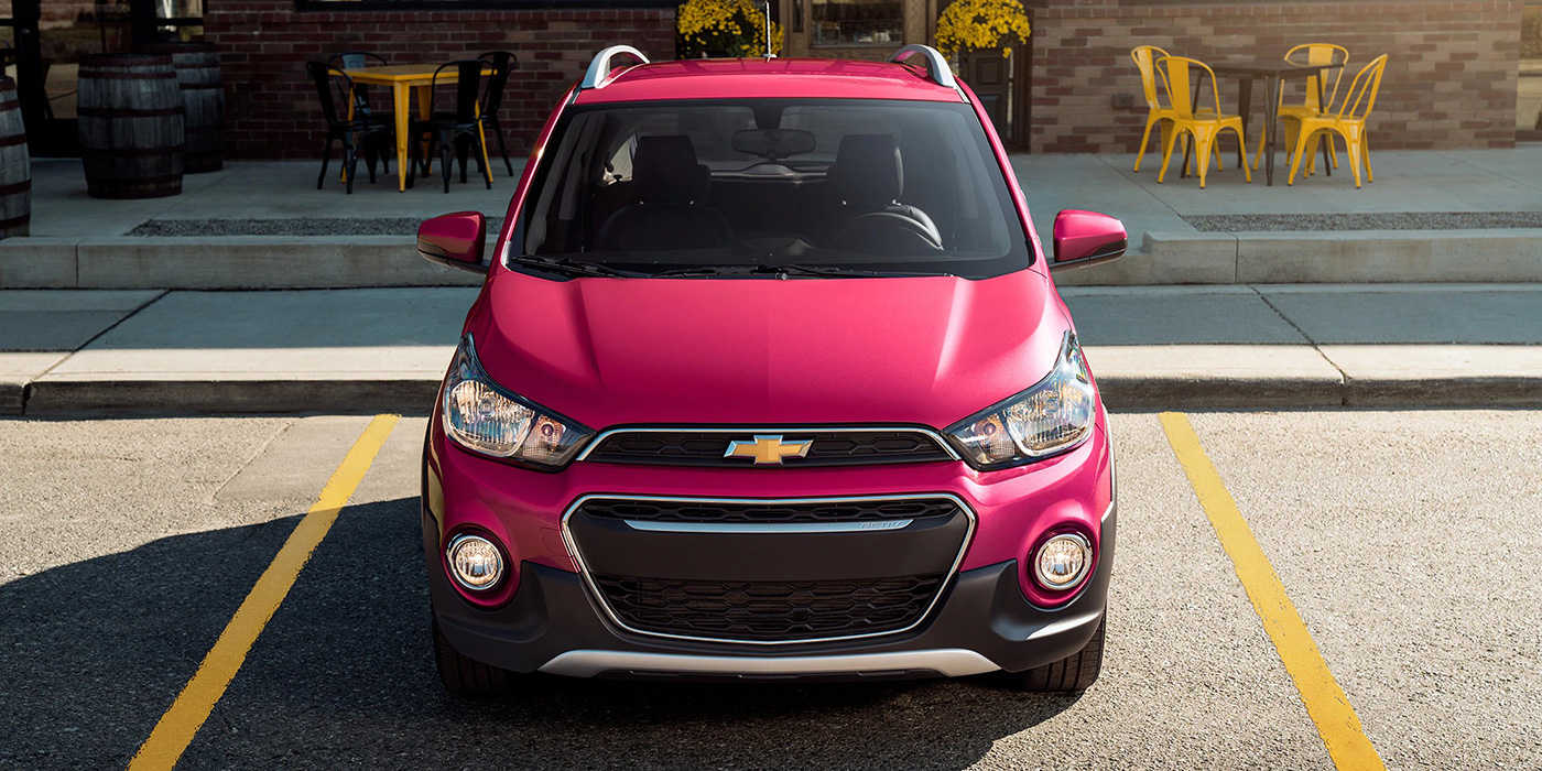 2020 Chevrolet Spark Safety Main Img