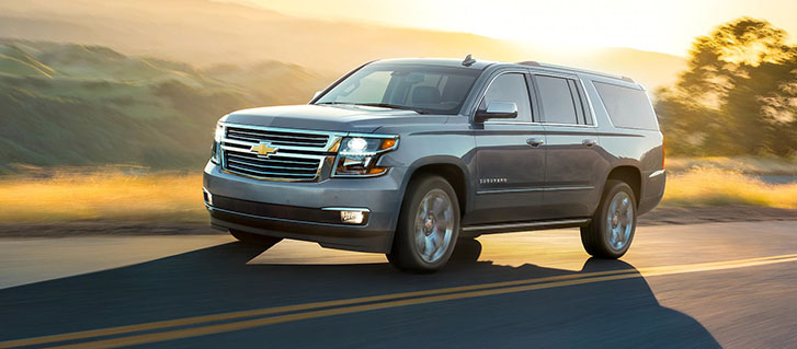 2020 Chevrolet Suburban performance