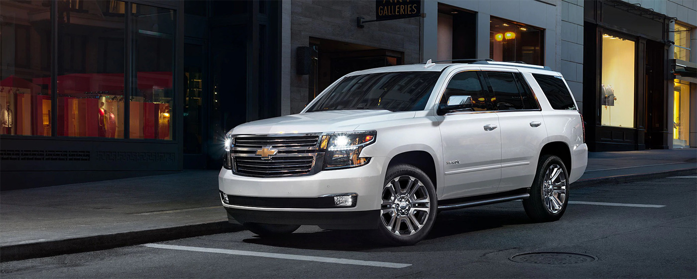 2020 Chevrolet Tahoe Appearance Main Img