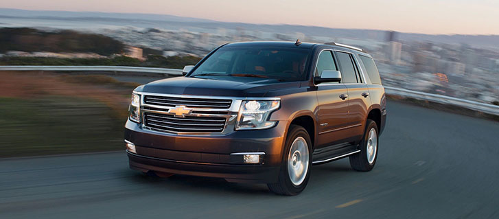 2020 Chevrolet Tahoe performance