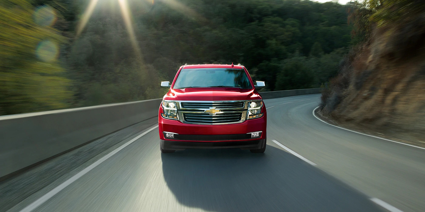 2020 Chevrolet Tahoe Safety Main Img