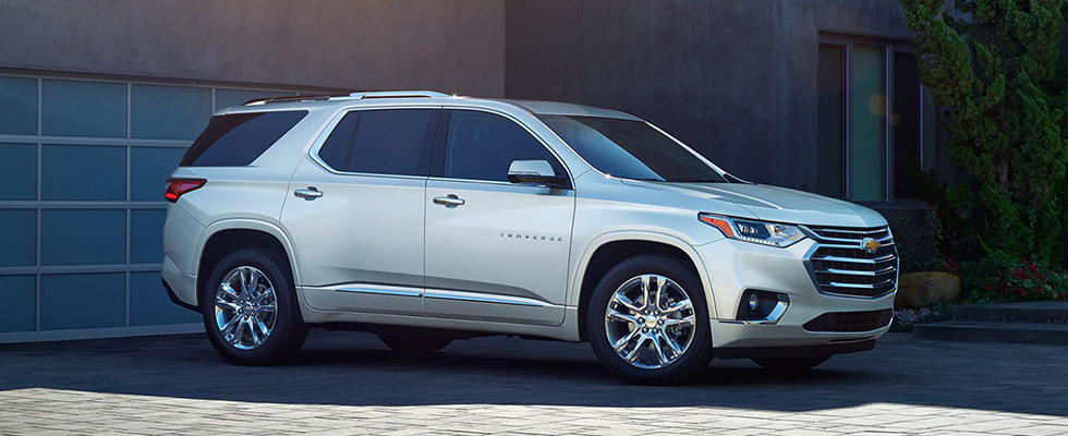 2020 Chevrolet Traverse Main Img