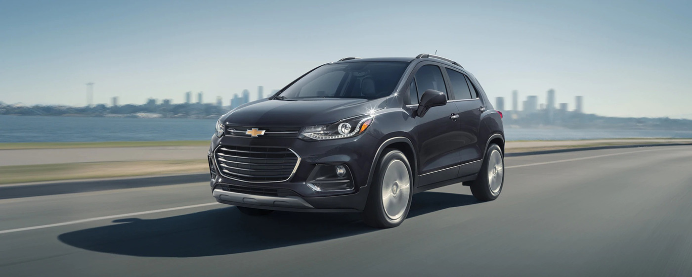 2020 Chevrolet Trax Appearance Main Img