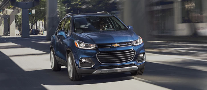 2020 Chevrolet Trax performance