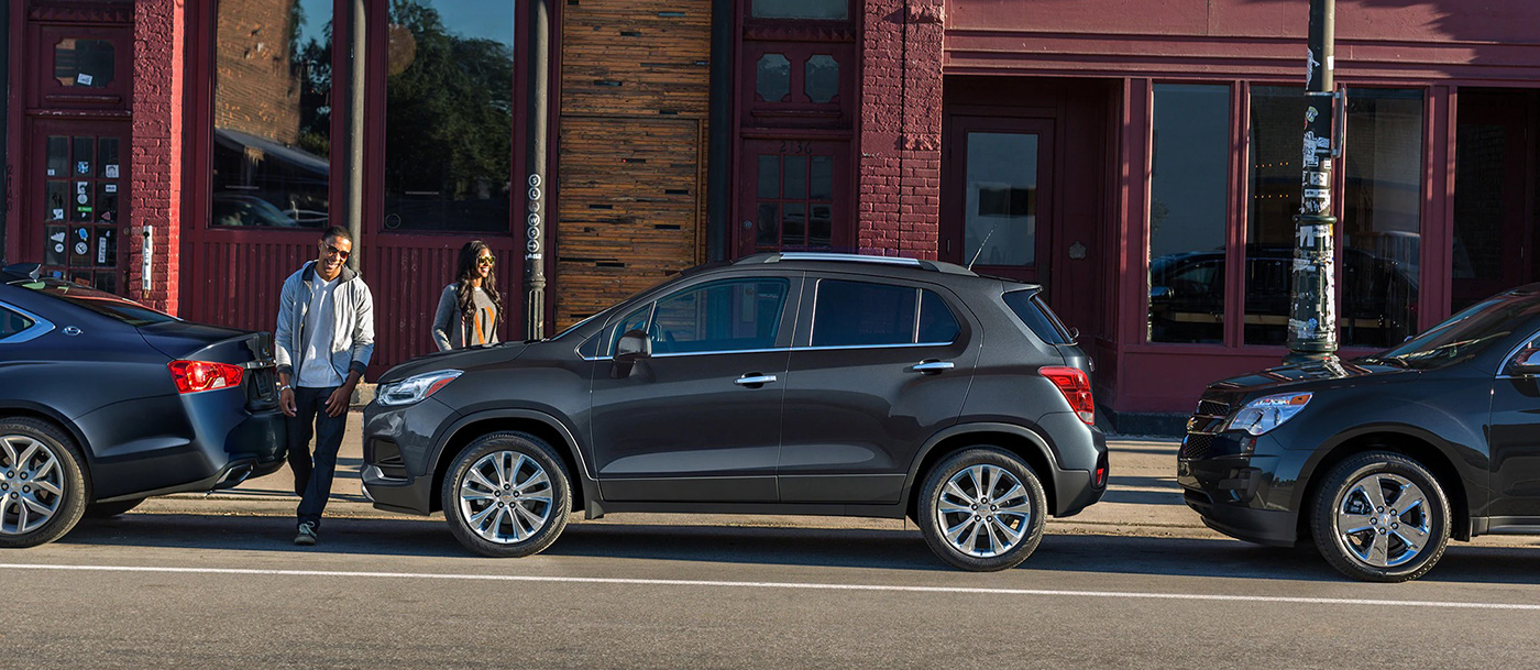 2020 Chevrolet Trax Safety Main Img