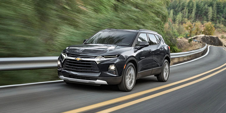 2021 Chevrolet Blazer performance