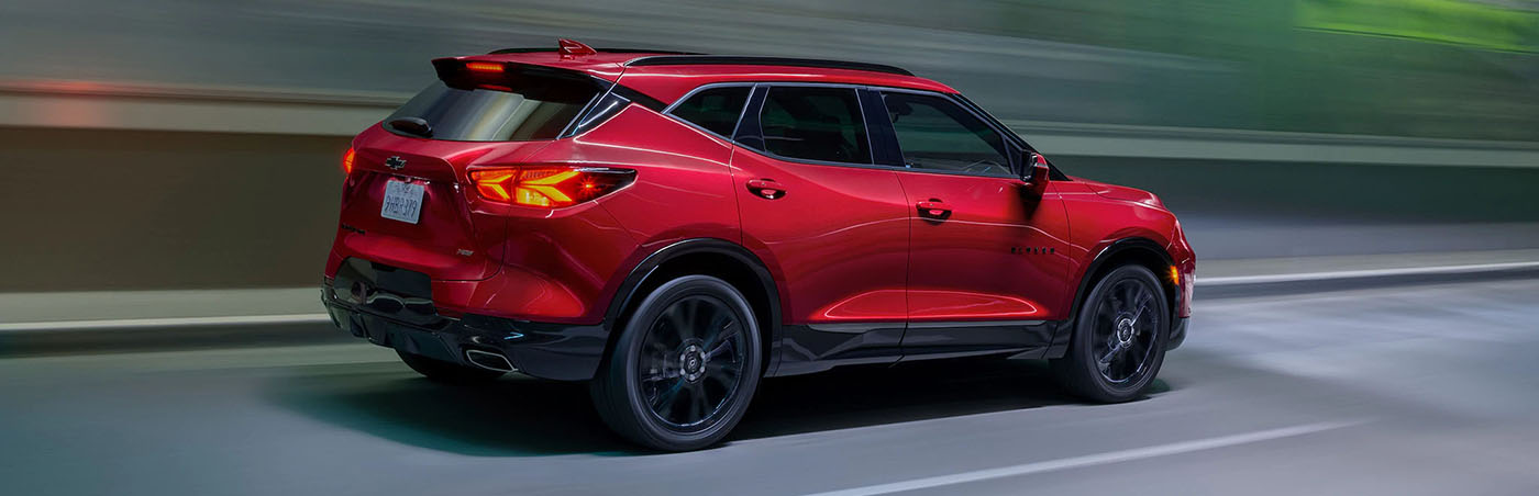 2021 Chevrolet Blazer Safety Main Img