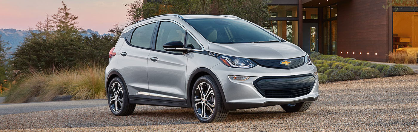 2021 Chevrolet Bolt EV Appearance Main Img