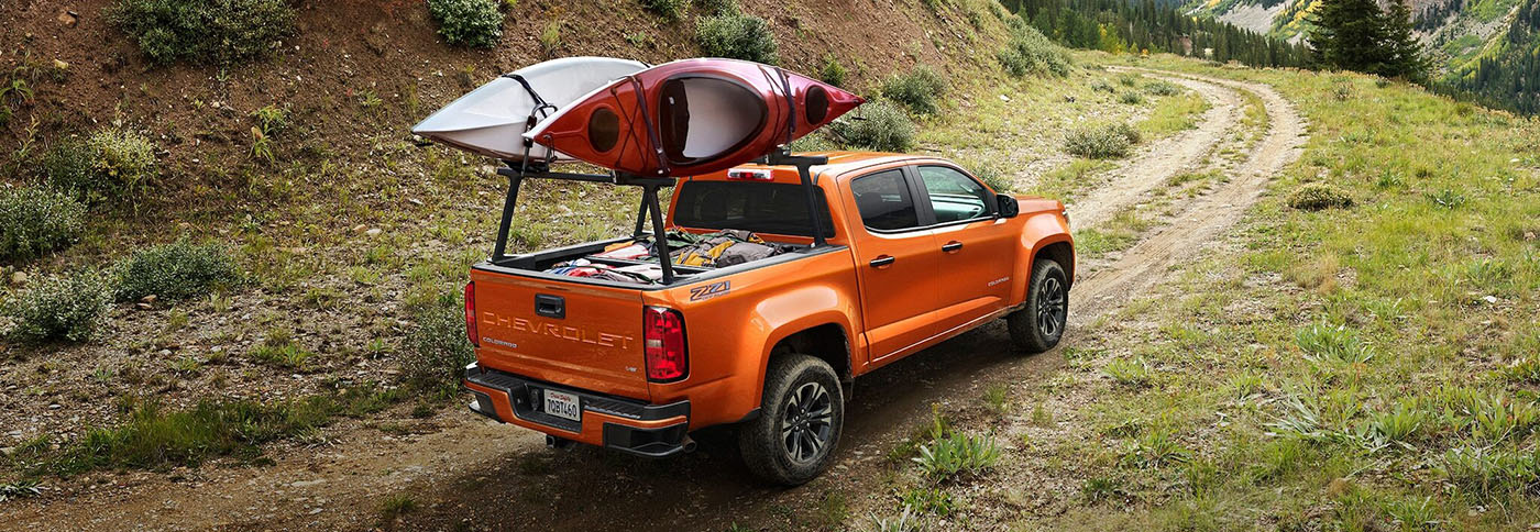 2021 Chevrolet Colorado Appearance Main Img