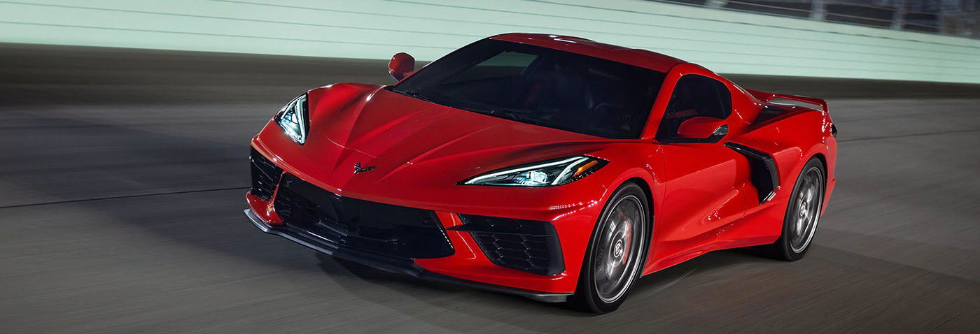 2021 Chevrolet Corvette Main Img