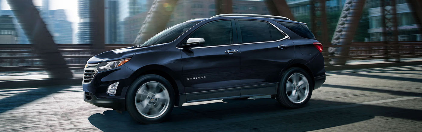 2021 Chevrolet Equinox Appearance Main Img