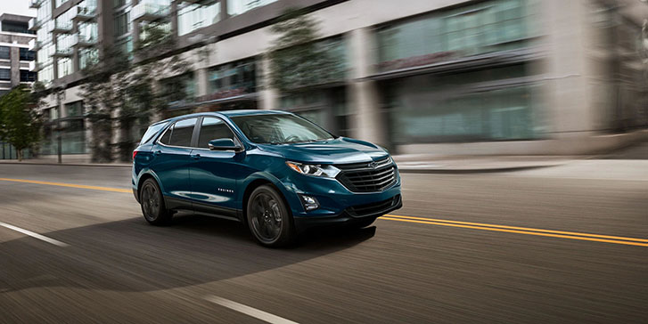 2021 Chevrolet Equinox performance